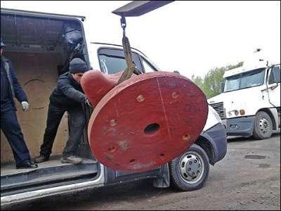 Швартовая тумба ТСО-63 ГОСТ в г. Самара Фото 1