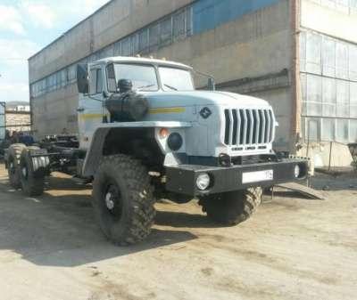 грузовой автомобиль УРАЛ 44202 с полуприцепом в Северске Фото 3