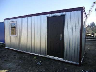 Бытовка, КПП, блок-контейнер