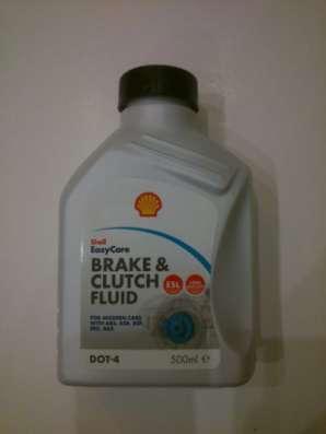 автозапчасти Shell Brake Clutch Fluid