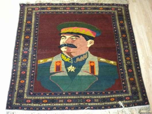 Ковер портрет Генераллиссимус Сталин