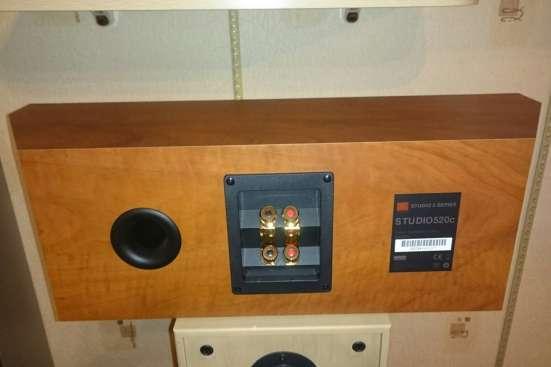 Jbl Studio 520c акустика центрального канала