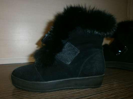 Зимние ботинки в Ангарске Фото 3