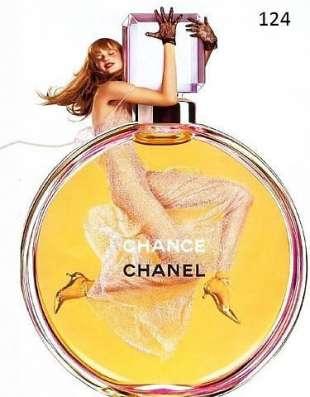 "Французские духи ""Chanel Chance"""