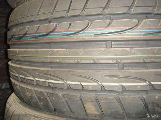 Новые ROF R20 Dunlop 315/35