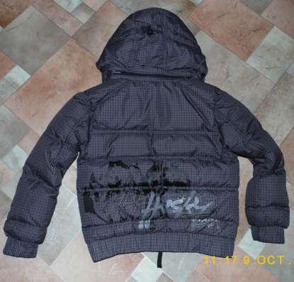 Куртка-Пуховик с капюшоном Outventure новый р.122-128 (не на в Москве Фото 2