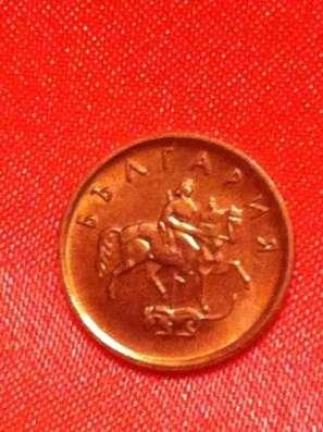 Болгария 2 стотинки