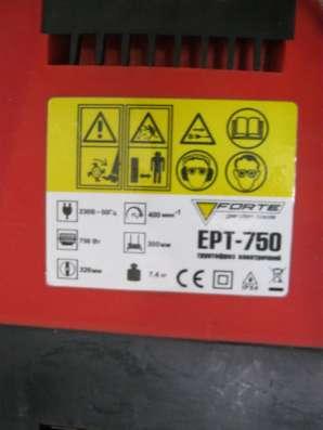 Электрокультиватор Forte EPT 750