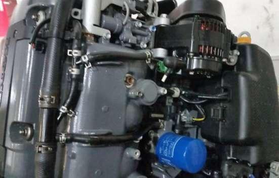 Продам лодочный мотор HONDA BF 150, нога X(638 мм)