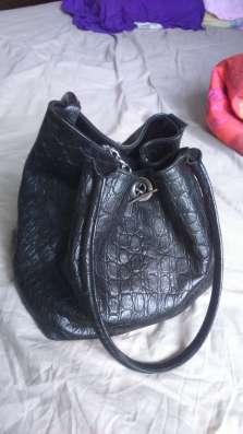 Женская сумочка, нат. кожа