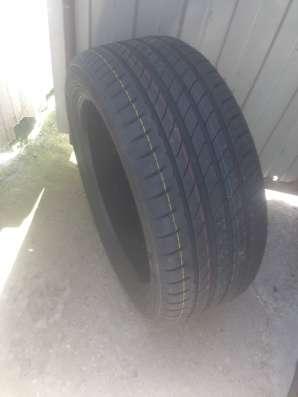 Новые шины 235/40R18