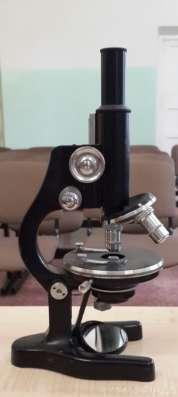Микроскоп производства Германии 1937г в Воронеже Фото 2