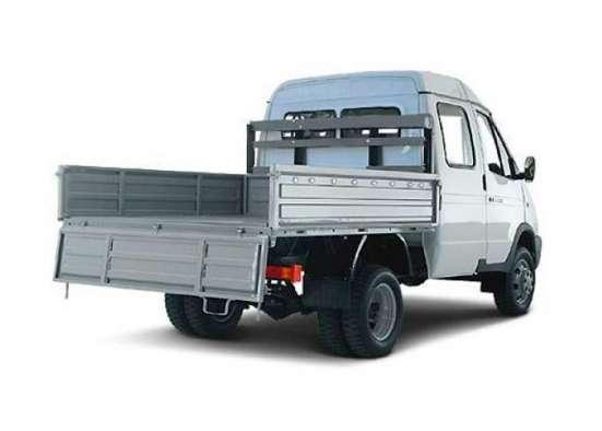 Кузов на  ГазФермер  33023 с бесплатной доставкой