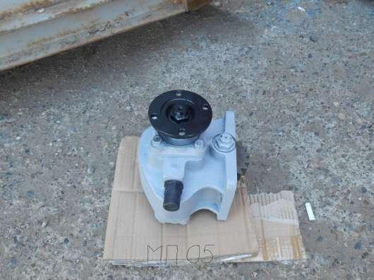 Коробки отбора мощности Мп58-4202010 на шасси Маз