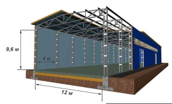 Строительство монтаж изготовления Металлоконструкций