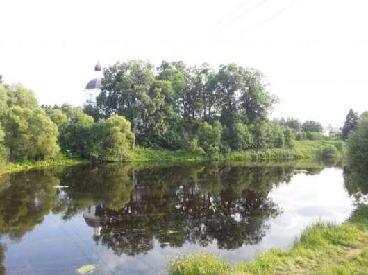 Участок под ПМЖ, новая Москва, лес, озеро