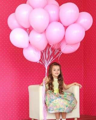 Гелиевые шары, фигуры, цветы с доставкой в Краснодаре Фото 1