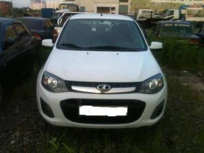 автомобиль ВАЗ 2192 Kalina