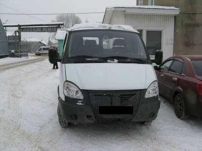 автоцистерна ГАЗ 3302