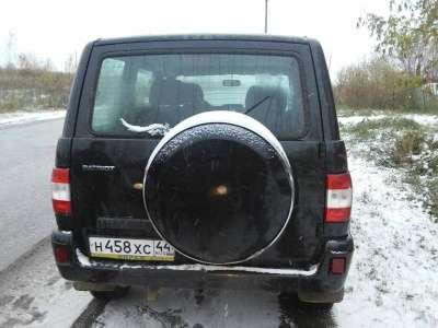 внедорожник УАЗ Patriot, цена 380 000 руб.,в Костроме Фото 3